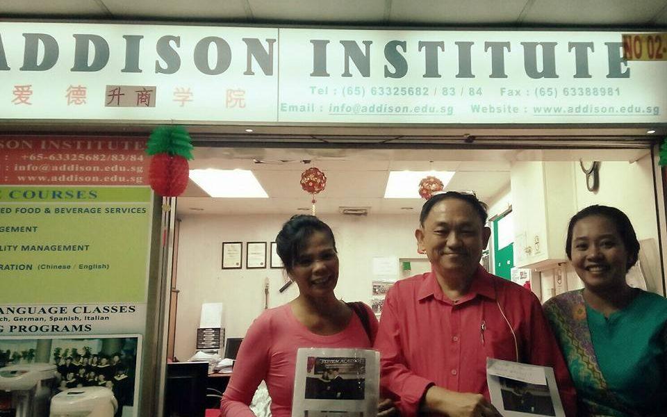 Welcome To Addison Institute