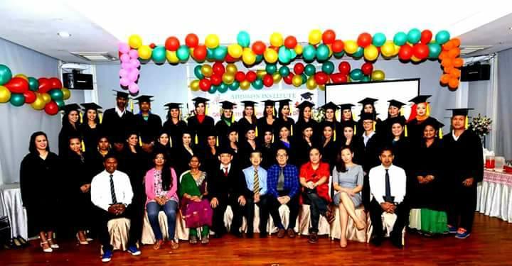 2015 Graduation Ceremony